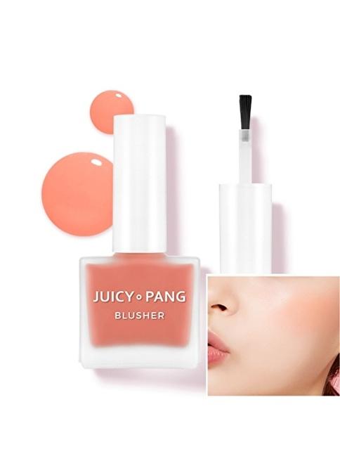 Missha A'Pıeu Juicy-Pang Water Blusher (Cr01) Oranj